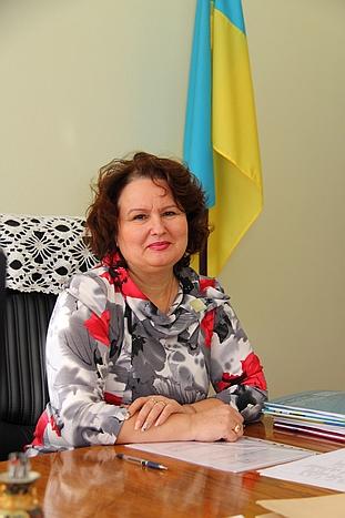 Бондаренко Альвіна Василівна