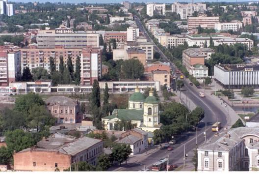 Інформація про місто кіровоград